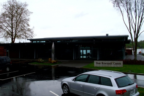 Don Rowland's Centre